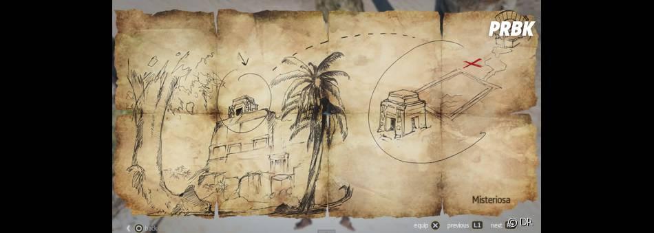 Assassin's Creed 4 Black Flag : les chasses aux trésors seront ouvertes