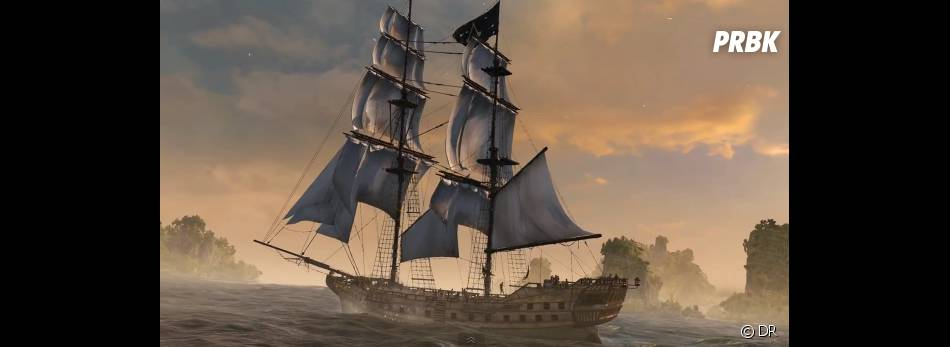 Assassin's Creed 4 Black Flag : voyagez à travers de nombreux mondes