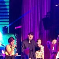Popstars 2013 : The Mess chante en live pendant son showcase, Twitter se bouche les oreilles