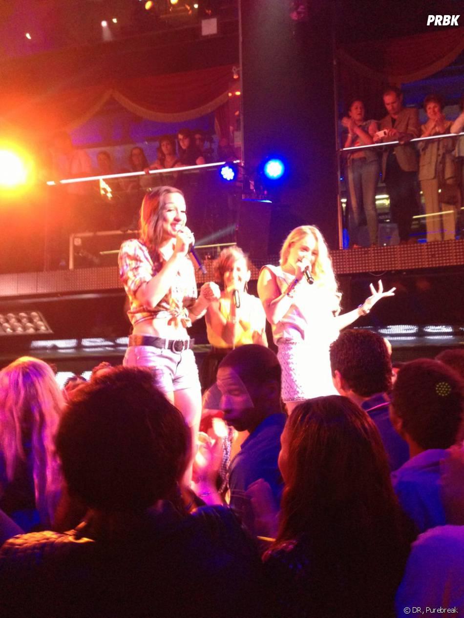 Popstars 2013 : The Mess à l'aise sur scène mais chante faux pour Twitter