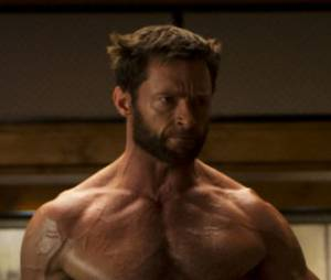 Hugh Jackman ultra musclé dans The Wolverine