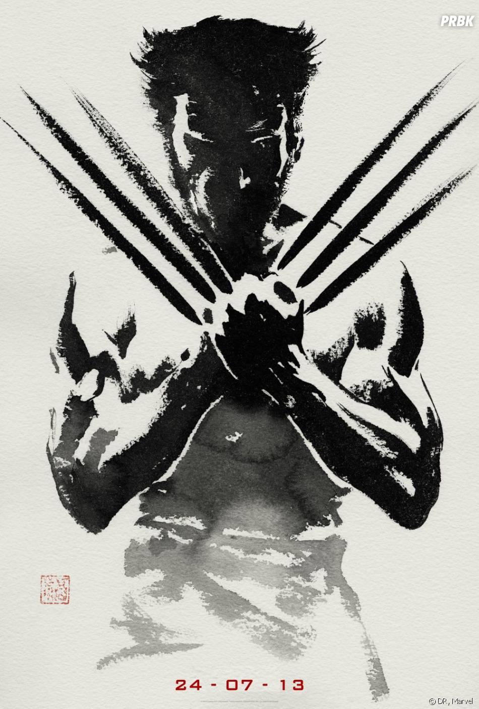 The Wolverine en salles le 24 juillet 2013