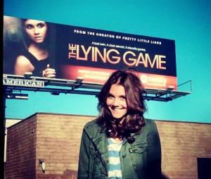 Alexandra Chando annonce l'annulation de The Lying Game sur Instagram
