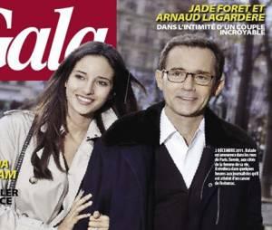 Jean-Luc Delarue et Anissa Khel, mariés en Bretagne en mai 2012.