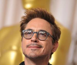 Robert Downey Jr aux Oscars 2013