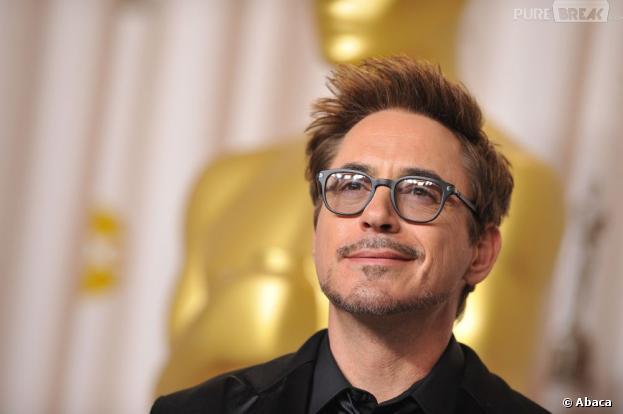 Robert Downey Jr aux Oscars 2013