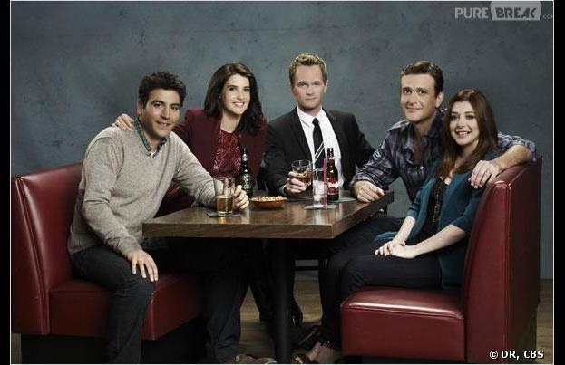 How I Met Your Mother saison 9 : les acteurs sont en tournage