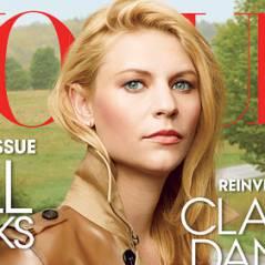 """Claire Danes (Homeland) : """"Carrie est plus intelligente que moi"""""""