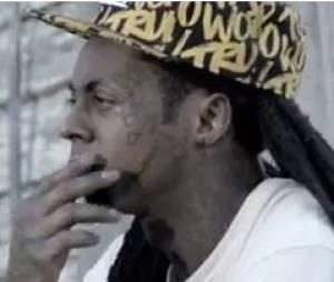 Lil Wayne dans le clip de God Bless Amerika