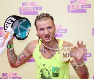 Riff Raff aux MTV Video Music Awards 2012