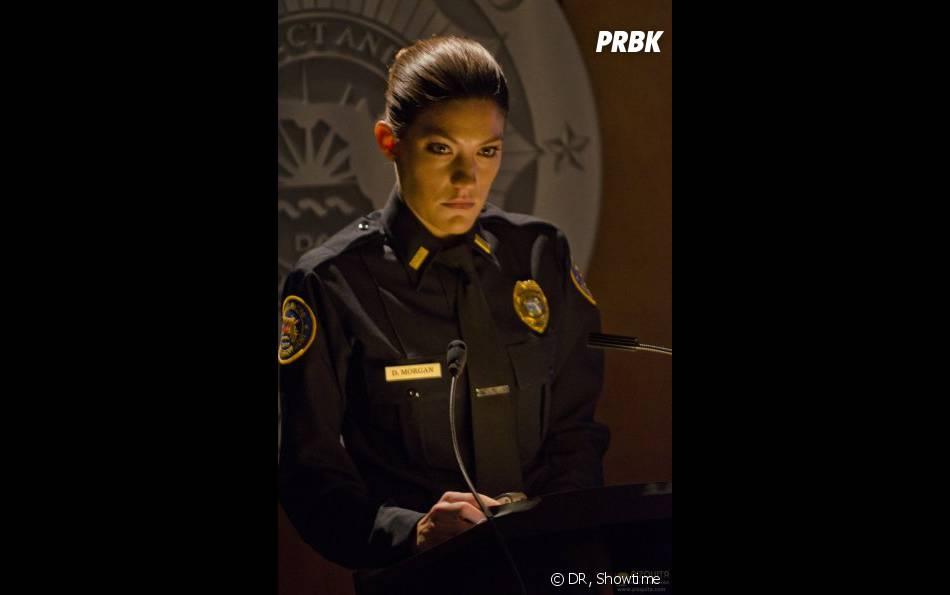 Dexter saison 8 : nouvelles photos intrigantes pour Debra
