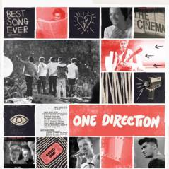 One Direction : leur nouveau titre Best Song Ever dévoilé