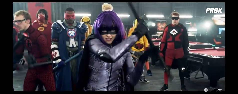 Kick Ass 2 débarque dans les salles obscures le 21 août 2013