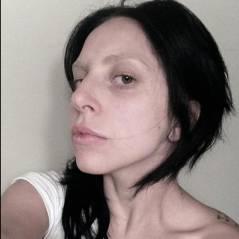 Lady Gaga sans maquillage : une nouvelle photo qui fait peur