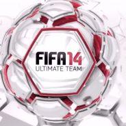 FIFA 14 : nouveau trailer, le mode connecté Ultimate Team à l'honneur