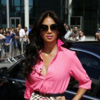 Nicole Scherzinger : Lewis Hamilton lui dédie son Grand Prix de Hongrie