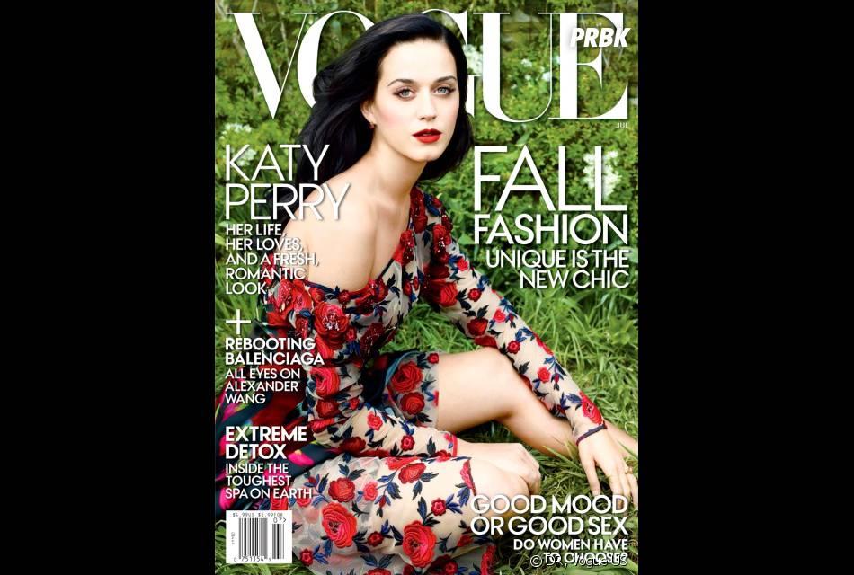 Katy Perry : Prism est le nom de son nouvel album
