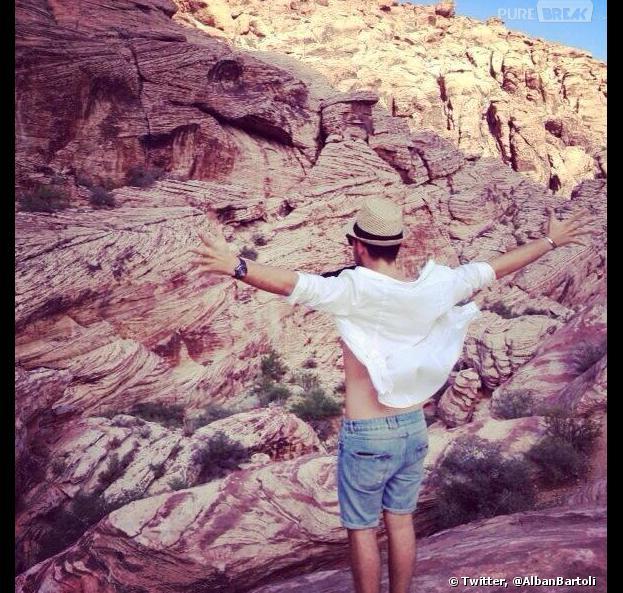 Les Anges de la télé-réalité 5 : Alban s'est envolé pour Las Vegas