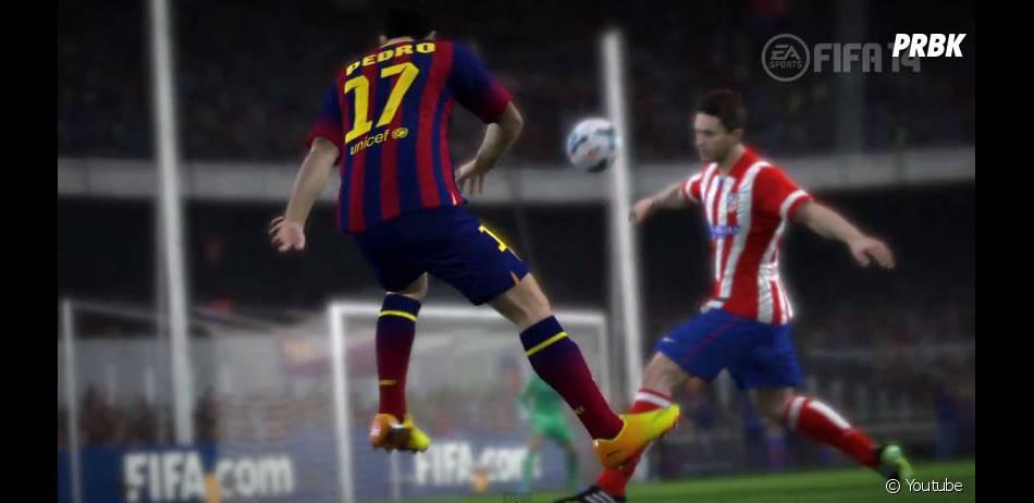 FIFA 14 sort le 27 septembre 2013