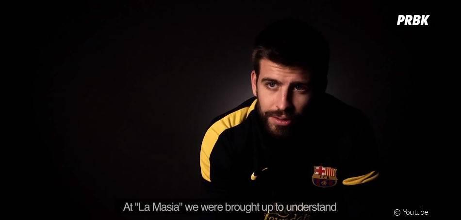 FIFA 14 : Piqué parle du FC Barcelone