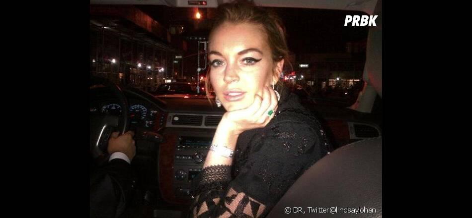Lindsay Lohan n'en a pas fini avec ses vieux démons.