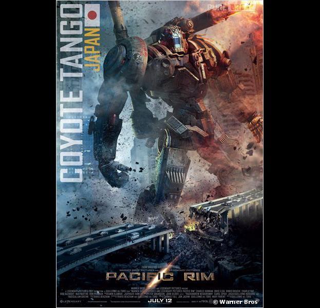 Pacific Rim est sorti en France le 17 juillet 2013