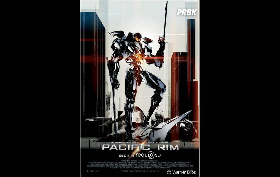 Pacific Rim : un des gros succès de l'été 2013