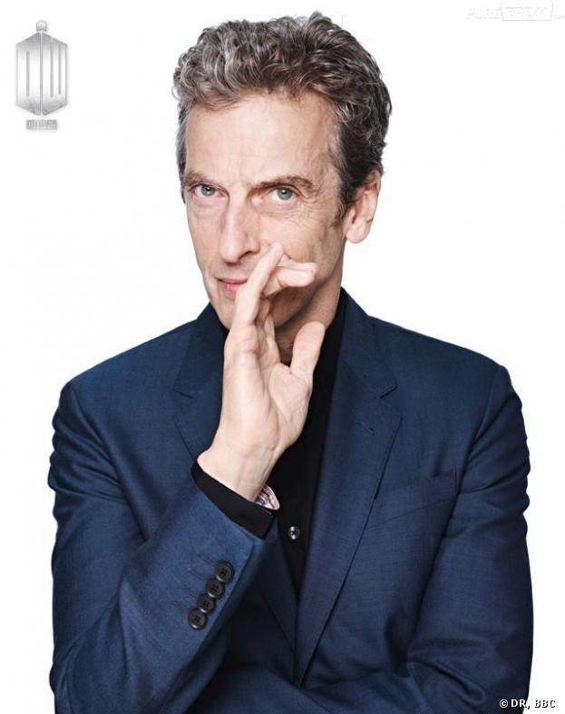 Doctor Who saison 8 : Peter Capaldi est Twelve