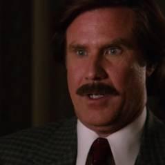 Légendes Vivantes : Ron Burgundy de retour dans la bande-annonce d'Anchorman 2
