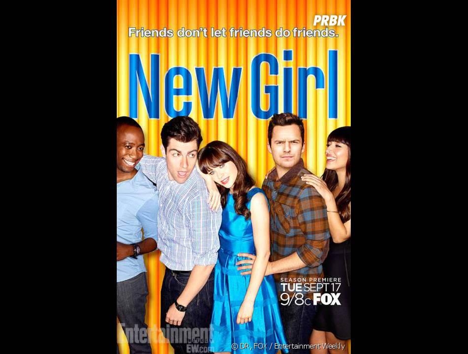 New Girl saison 3 : de retour sur la FOX à la rentrée 2013