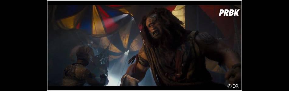Percy Jackson - La Mer des Monstres : Polyphème, un cyclope menaçant