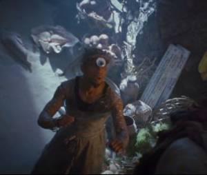 Percy Jackson - La Mer des Monstres : Grover face à Polyphème