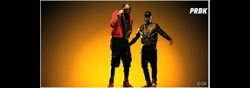 Jason Derulo et 2 Chainz dans le clip de Talk Dirty