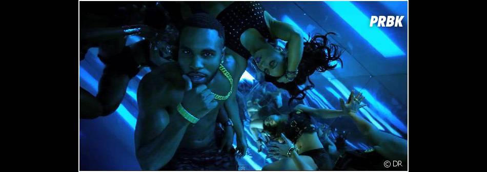 Jason Derulo sexy dans le clip de Talk Dirty