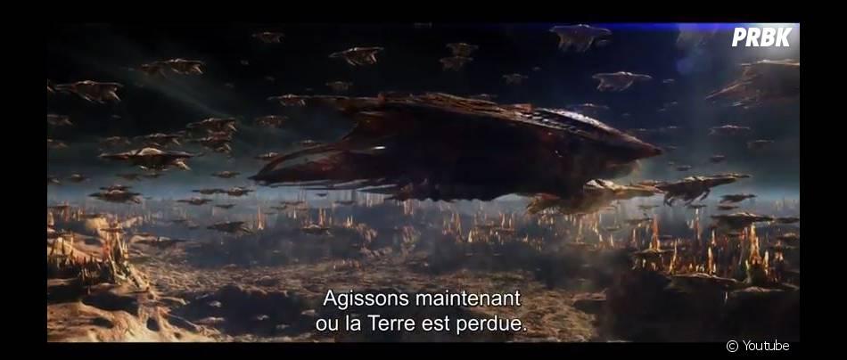 La Stratégie Ender : un film de science-fiction explosif