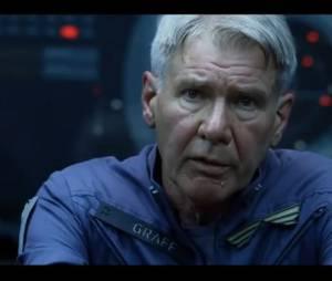 La Stratégie Ender : Harrison Ford incarne le Colonel Hyrum Graff