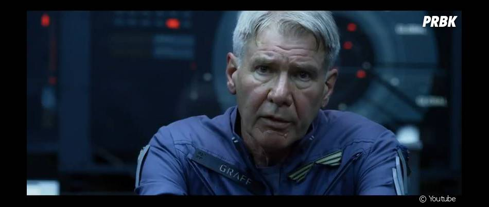 La Stratégie Ender : Harrison Ford incarne le Colonel Hyrum Graff