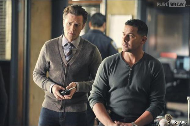 Castle saison 6 : des problèmes à venir pour Ryan et Esposito ?