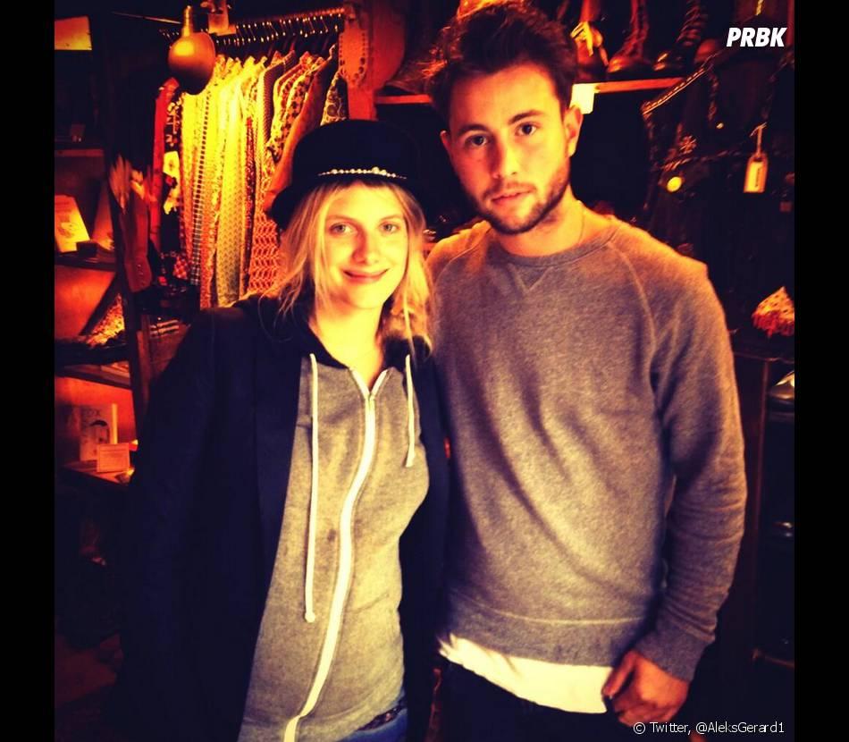 Secret Story : Alexandre veut aussi jouer avec Mélanie Laurent