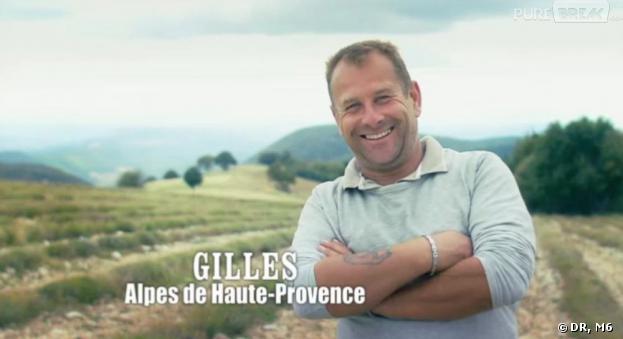 L'amour est dans le pré 2013 : Gilles confie que l'une de ses prétendantes était chaude comme la braise.