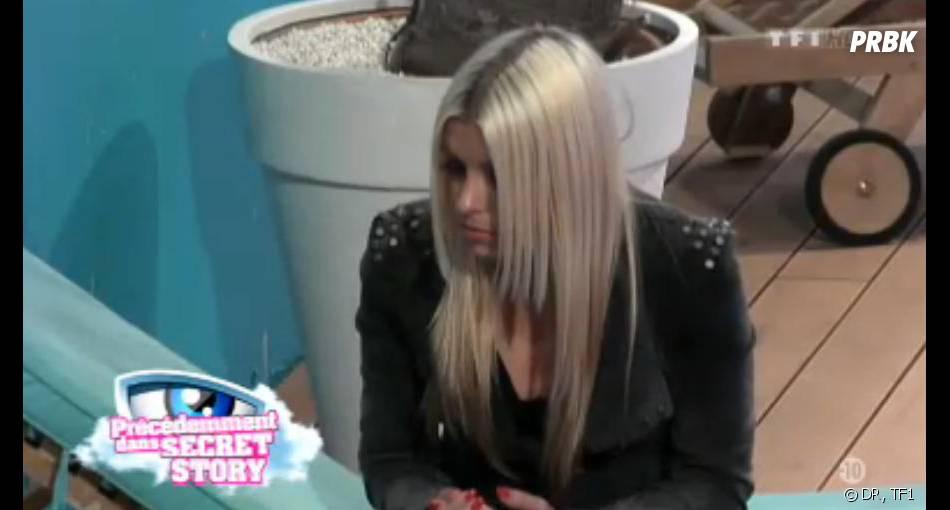 Secret Story 7 : Alexia rompt avec Vincent définitivement.