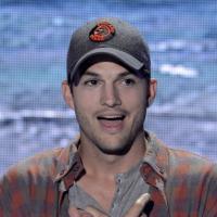 Ashton Kutcher dévoile son vrai prénom aux TCA 2013