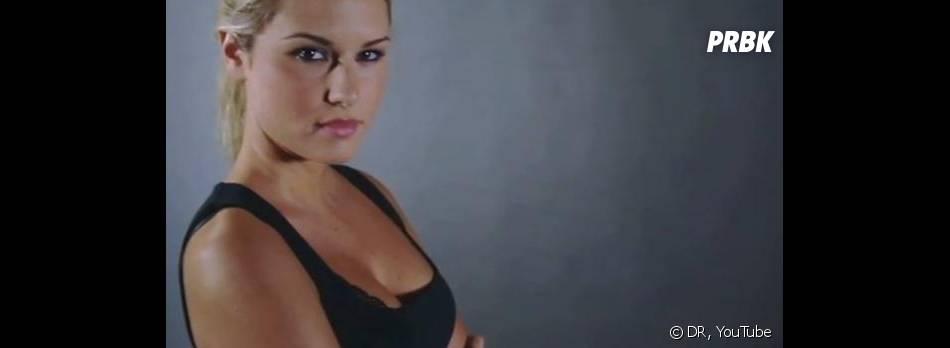 Marine de la Belle et ses princes dans une vidéo parodiant le site de rencontres Adopteunmec.com.