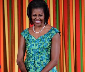 Michelle Obama a créé l'association Let's Move, qui lutte contre l'obésité
