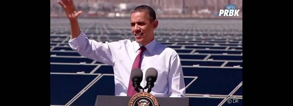 Barack Obama doit être fier des actions caritatives de sa femme Michelle