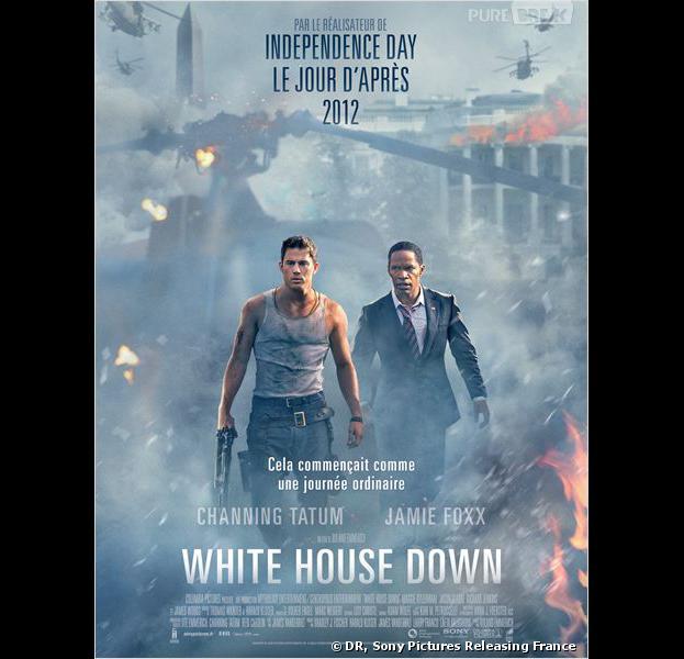 White House Down : un film d'action pour Channing Tatum