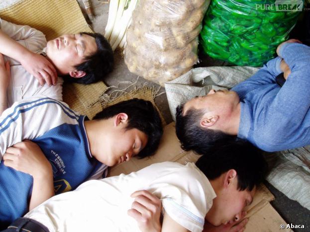 D'après une récente étude, chanter permettrait de moins ronfler en dormant