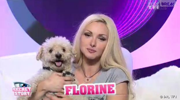 Secret Story 7 : Florine et Shalespeare dans le confessional.