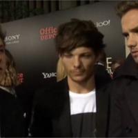 One Direction : avant-première très rock pour leur film à New York