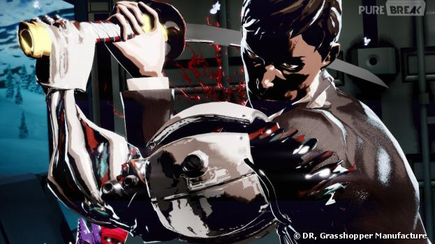Killer is Dead : Mondo, le héros du jeu